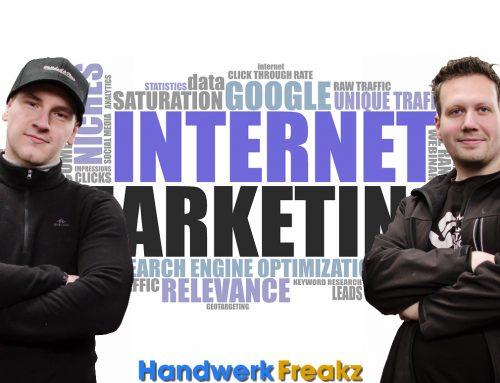 HandwerkFreakz – neue Webseite ist Online